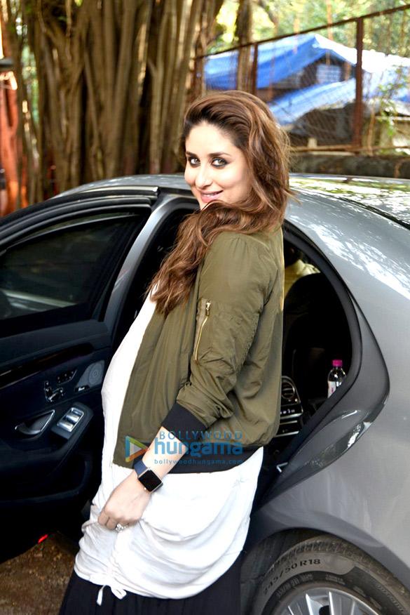ग्रेजिया मैगजीन शूट के बाद नजर आईं करीना कपूर खान