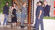 आमिर खान, श्रीदेवी और अन्य ने '19वें मुंबई फिल्म फ़ेस्टिवल' के लिए अंबानी की पार्टी की शोभा बढ़ाई