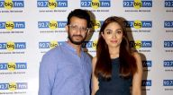 शरमन जोशी और प्रियंका सिंह 92.7 बिग एफ़एम ऑफ़िस में आईं नजर