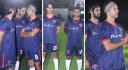 सितारों की फुटबॉल टीम बनाम…