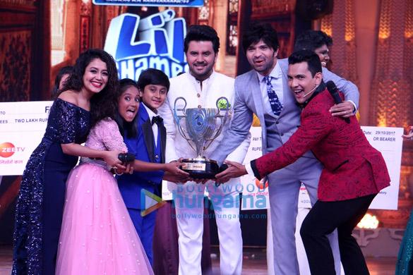 द व्हॉइस इंडिया किड्स -सीजन 2 का ग्रैंड फ़िनाले