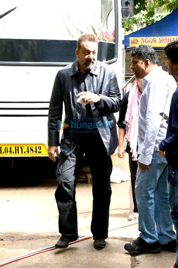 संजय दत्त अपनी फ़िल्म साहिब बीवी और गैंगस्टर 3 को प्रमोट करते हुए आए नजर