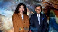 स्टार के साथ जियो मामी मुंबई फ़िल्म फ़ेस्टिवल के वेलकम डिनर की शोभा बढ़ाती सोनम कपूर आहुजा