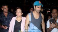 Photos: सलमान खान, वरुण धवन, सारा अली खान और अन्य एयरपोर्ट पर नजर आए