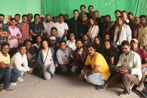 अभिषेक बच्चन ने ब्रीद: इन टू द शैडोज़ के कलाकारों और क्रू के प्रति आभार व्यक्त किया