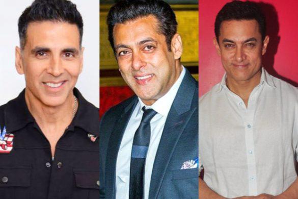 अक्षय कुमार, सलमान खान और आमिर खान ने प्रधानमंत्री नरेंद्र मोदी को उनके 70वें जन्मदिन पर दी शुभकामनाएं