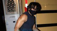 Photos: रणवीर सिंह मुंबई में शूट के बाद नजर आए