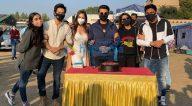 Photos: अनिल कपूर ने जुग जुग जियो के सेट पर सेलिब्रेट किया अपना बर्थडे