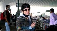 Photos: जान्हवी कपूर, ख़ुशी कपूर, कार्तिक आर्यन, अरशद वारसी और अन्य एयरपोर्ट पर नजर आए