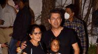 Photos: कुणाल कोहली और उनका परिवार वरुण धवन - नताशा दलाल के विवाह समारोह में शामिल हुए