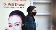 Photos: परिणीति चोपड़ा जुहू के एक स्किन क्लीनिक में नजर आईं