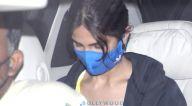 Photos: वाणी कपूर बांद्रा में एक क्लिनिक के बाहर नजर आईं