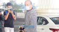 Photos: काजल अग्रवाल, आशुतोष गोवारिकर, दिव्या दत्ता और अन्य एयरपोर्ट पर नजर आए